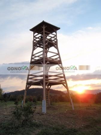 Wieża obserwacyjna...