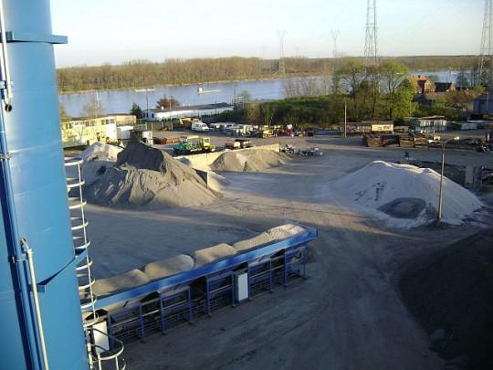 Wytwórnia asfaltu