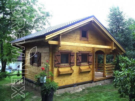Domek ogrodowy...