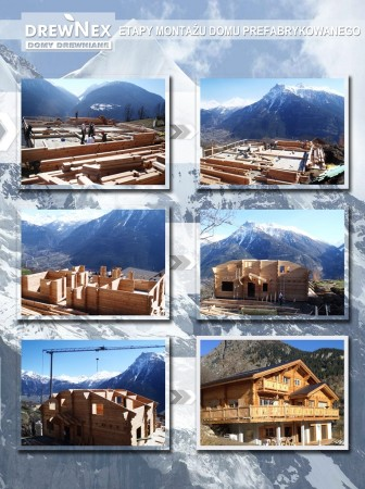 Etapy budowy domu...