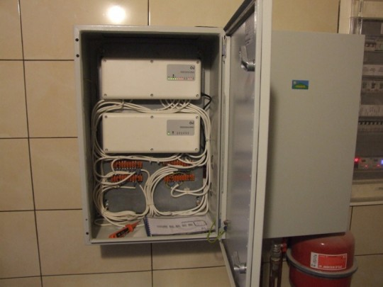 kocioł 20-30 kW