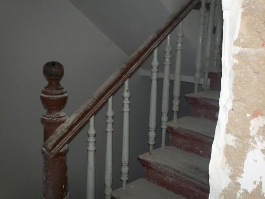 Renowacja schodów...