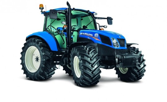 New Holland T5...
