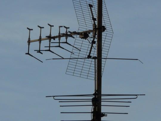 Ustawianie anten...