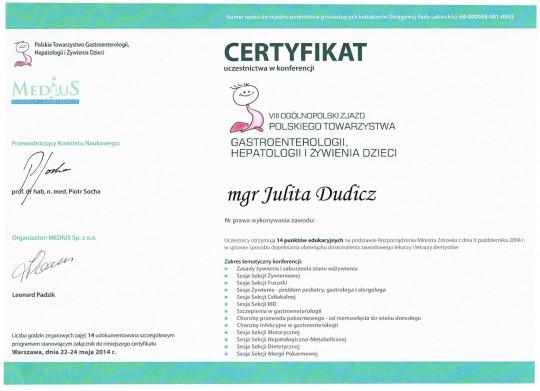 Certyfikat mgr...