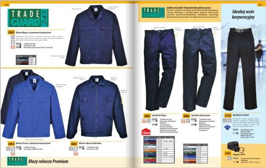 Spodnie i bluza...
