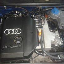 1.8 turbo AUDi