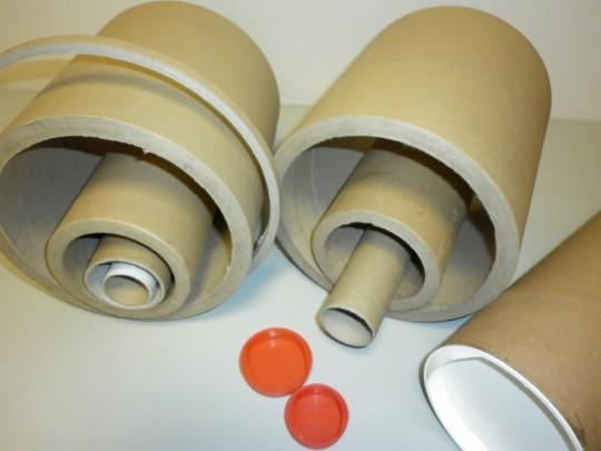 Tuby papierowe