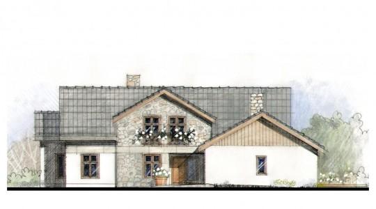 Dom dla dużej...