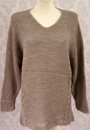 Sweter damski duży...