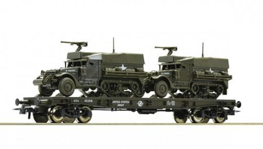 ROCO 76863 Wagon z...