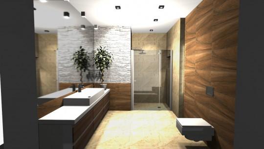 projekt łazienki...