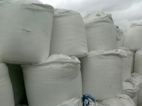 sól drogowa bib bag