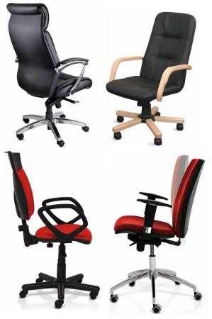 fotele krzesła...