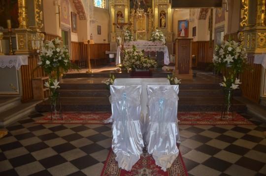 Dekor Kościoła...