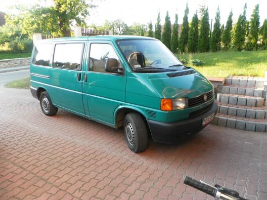VW 9 osób