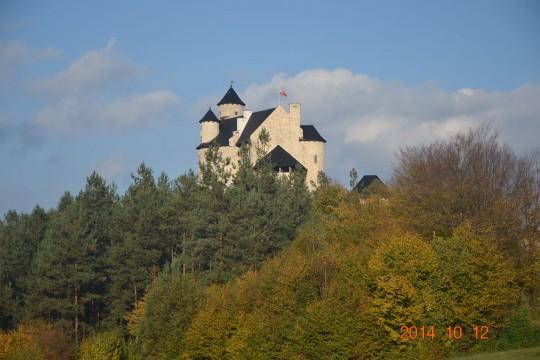 Zamek Bobolice -...