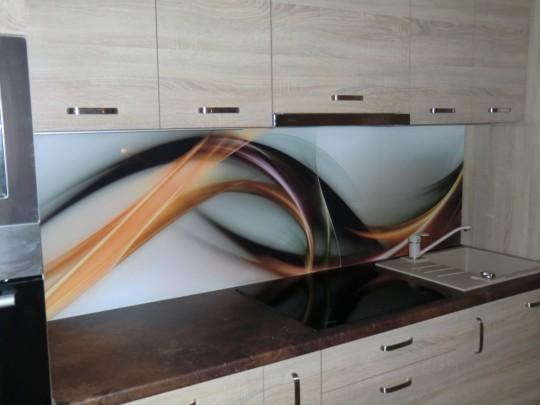 szkło w kuchni z...