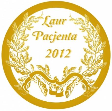 Laur Pacjenta 2012...