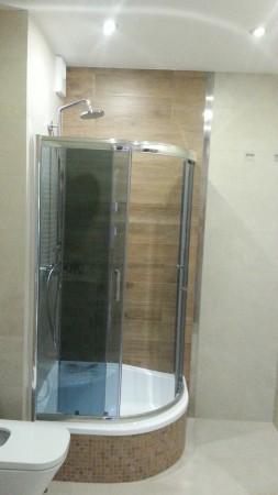 Wykonanie łazienki...