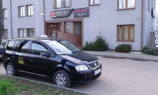 Taxi in Oświęcim...