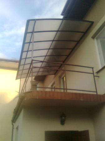 daszki balkonowe