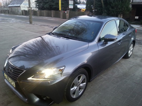 Lexus is250 w...