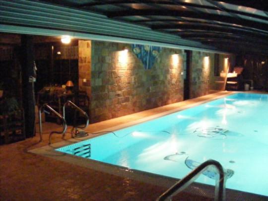 Prywatny basen...