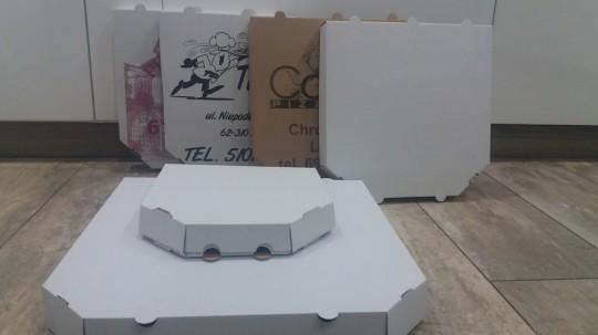pudełka, kartoniki...
