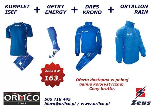 ZEUSport -Zestaw...
