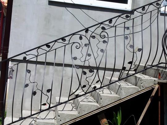 Balustrada schodowa...