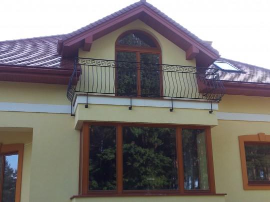balustrada wzór nr...