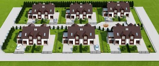 Projekt budynków...