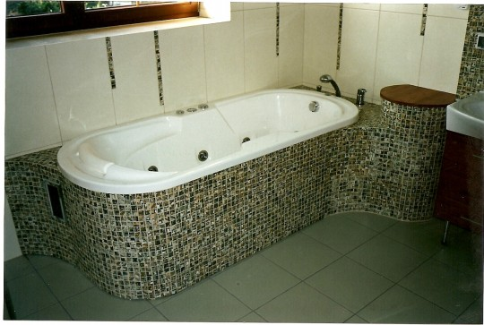 Łazienka...