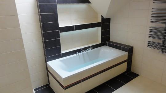 łazienka w Górkach...