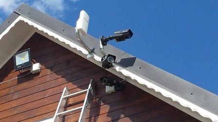 Montaż CCTV