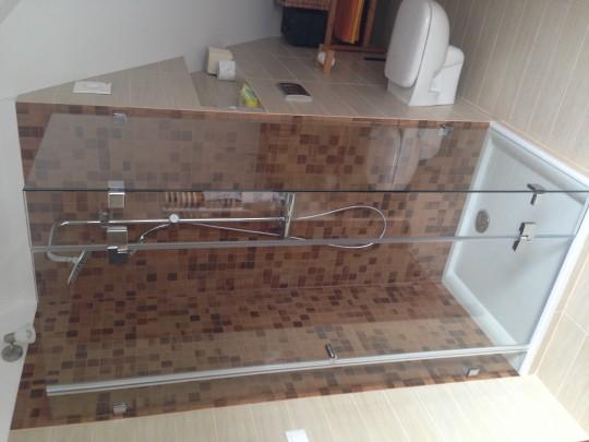 Kabiny prysznicowe...