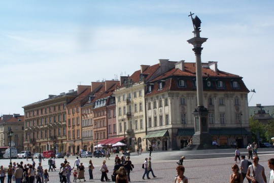Warszawa - Kolumna...