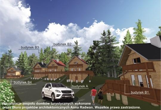 projekty domków...