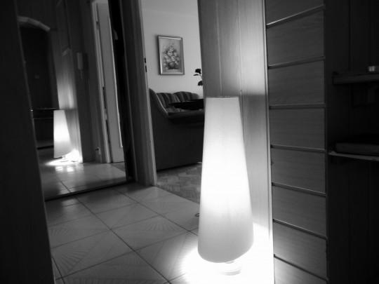 Na lampę stojącą -...