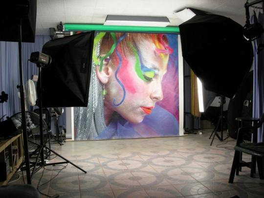 studio foto/wideo...
