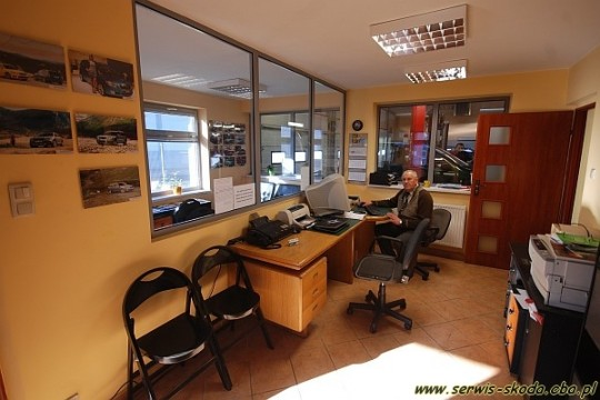 Biuro obsługi