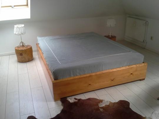 łóżko w stylu...