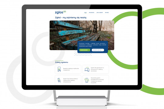 Strona www dla...