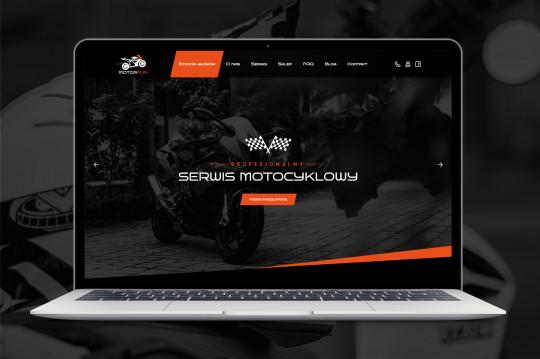 Strona www dla ...