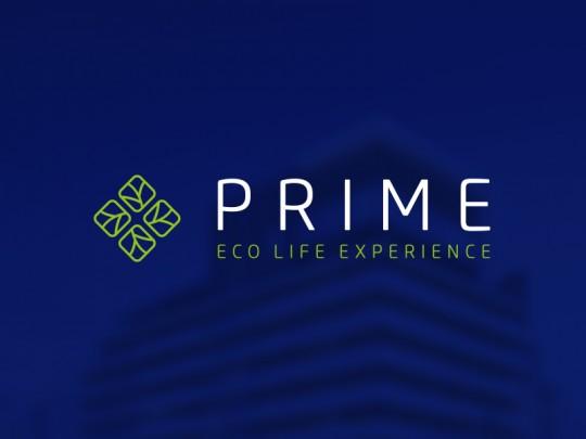 Projekt marki PRIME...