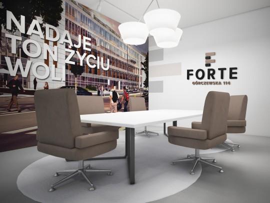 Projekt marki FORTE