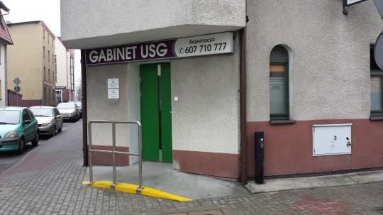 Gabinet USG w Pucku