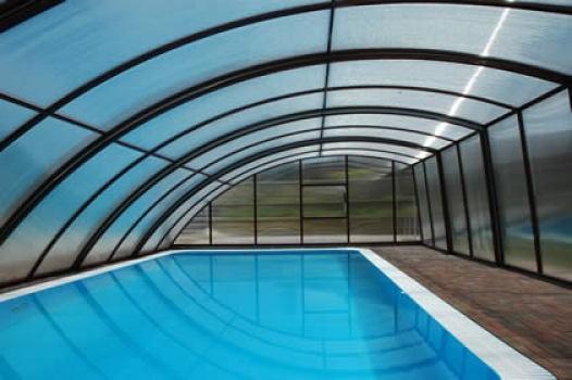 Zadaszenie na basen...