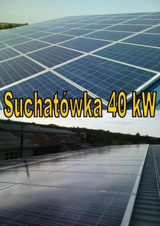 Suchatówka 40 kW